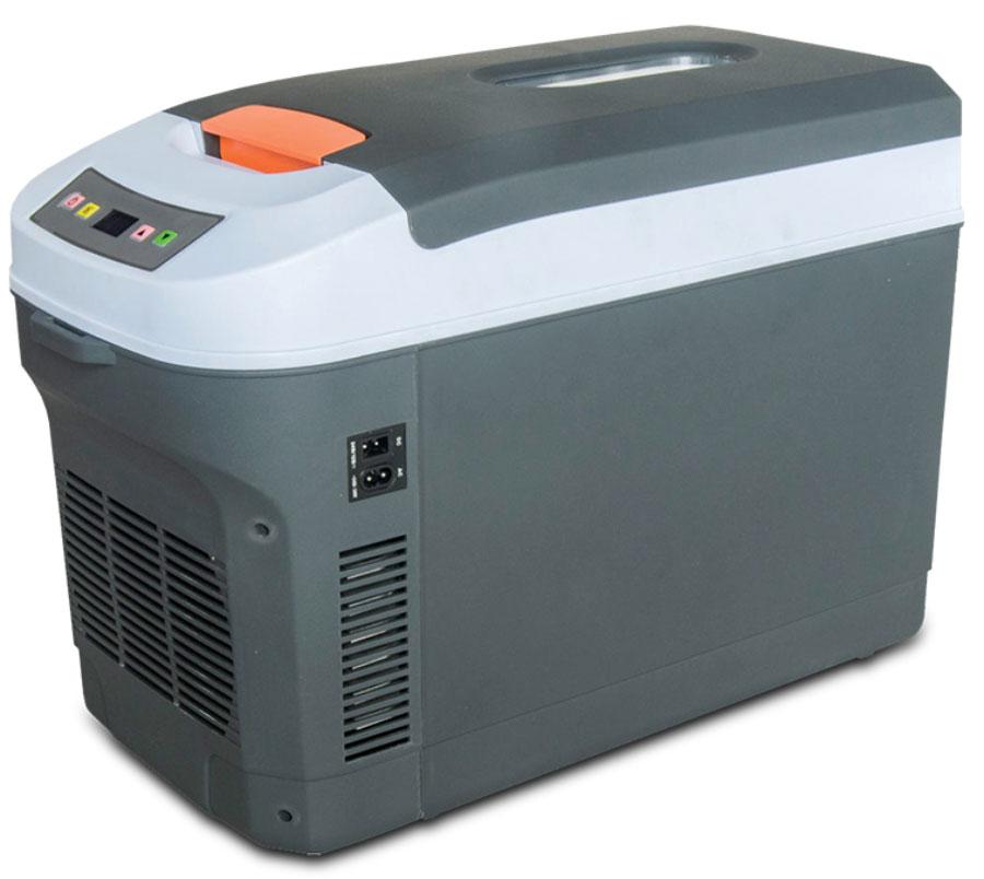 Холодильник автомобильный AVS CC-22WA, 22 л, мин.температура -2°V30 AC DCПитание: 220В/12В Размеры: 54,5х27,6х37см Минимальная температура охлаждения:-2*С Максимальный нагрев: до +65*С