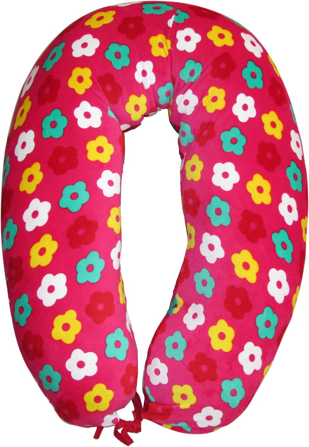 40 недель Подушка для кормящих и беременных цвет розовый желтый зеленый 190 смdogs_rose50Многофункциональная подушка с наполнителем из холлофайбера подходит для кормления и отдыха - обеспечивает комфорт мамы и малыша.В период беременности ее удобно использовать, подкладывая под живот или спину. Для уменьшения нагрузки на спину, плечи, руки и шею во время кормления расположите подушку вокруг талии. Для поддержания ребенка в различных положениях и зашиты его от падения, следует поместить малыша в центр подушки.Модель со съемным чехлом из хлопкового полотна (велюр).Размер 190 х 30 см.