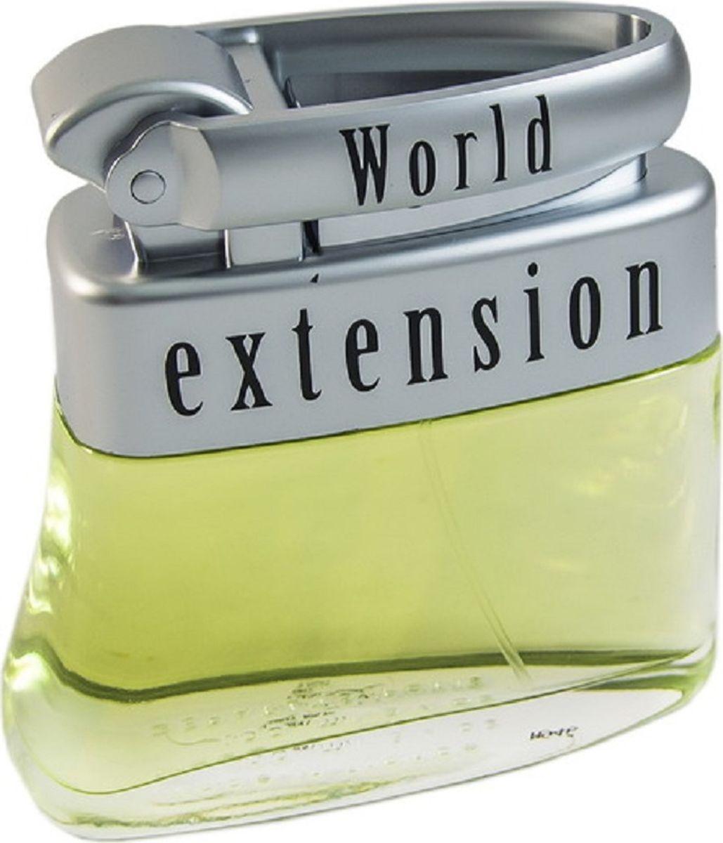 Geparlys Туалетная вода World Extension men, 100 мл28420_красныйИзвестный аромат Geparlys WORLD EXTENSION men придется по вкусу всем ценителям классики. Древесно-цитрусовый, пряный, умеренный. Основная парфюмерная композиция: имбирь, чайное дерево, гранат, амбра, цедра.