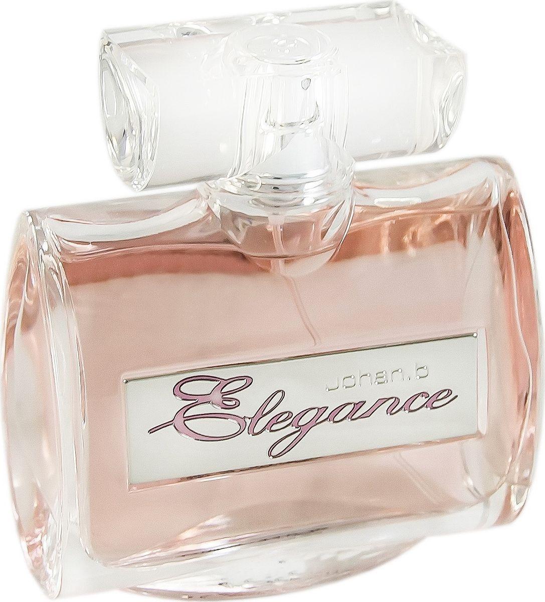 Geparlys Парфюмерная вода Elegance women Линии Johan.B, 100 млRT1405Это изысканный аксессуар для женщин, выпущенный для того, чтобы подчеркнуть главную черту женственности-элегантность.