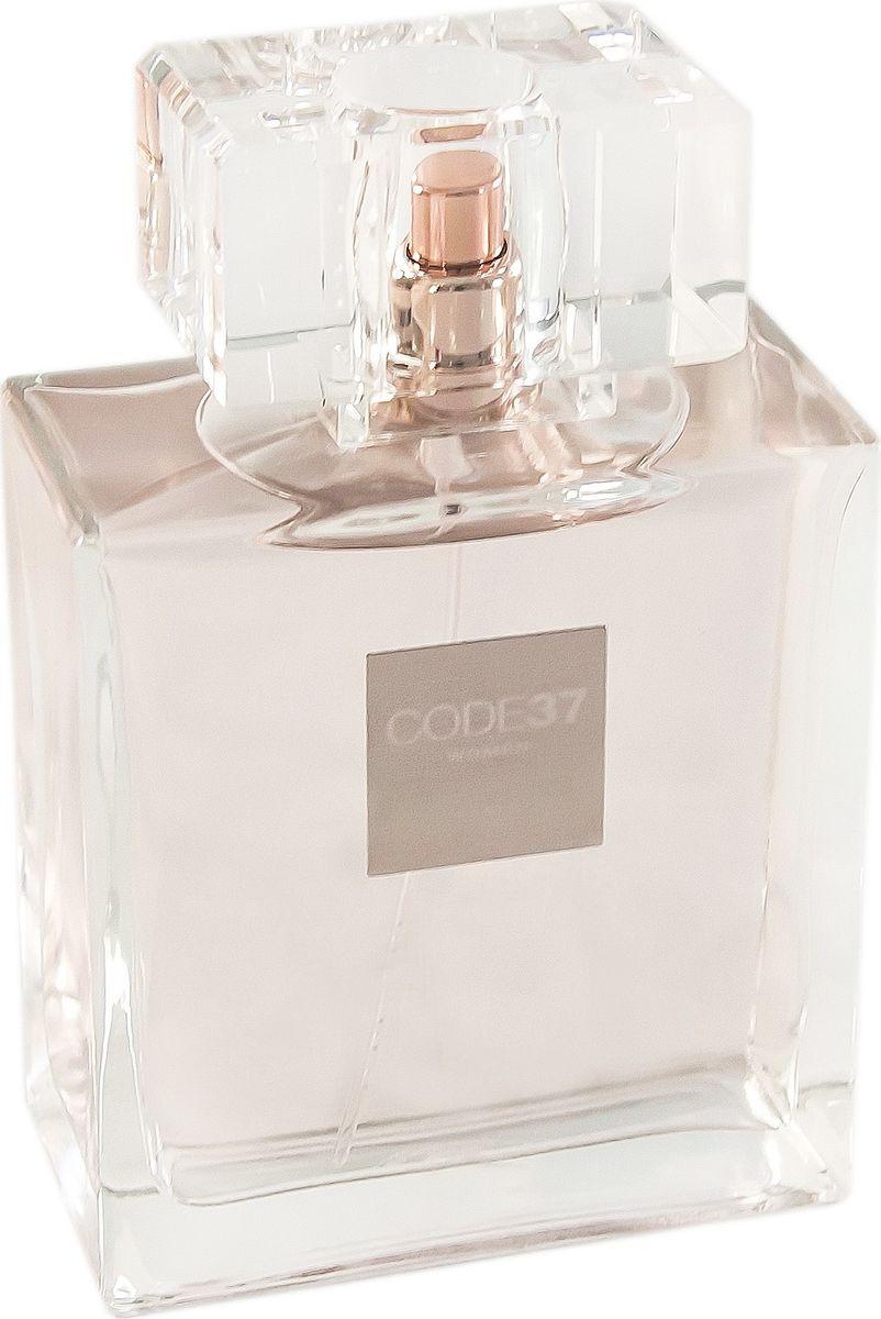 Geparlys Парфюмерная вода Code 37 women Линии Karen Low, 100 млRT1405Достойная пара аналогичному мужскому парфюму, который становится динамичным и невероятно прекрасным. Насыщенное цветочное звучание передается энергетикой свежести и дивной окрыленности.
