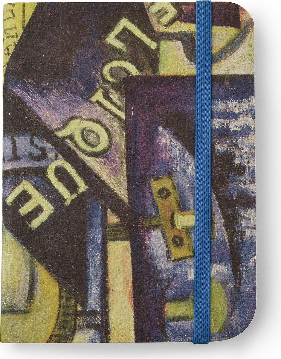 Власта Записная книжка Метроном 240 листов72523WDЗаписная книжка от Власта Метроном - на обложке скетчбука - фрагмент картины. Вся картина (без фрагментирования) представлена на форзаце. Под картиной указаны ее название, имя художника и название музея, в котором хранится произведение. Сзади (на нахзаце) карманчик для мелочей. В нем разлинованный листок, который нужно подкладывать под страничку при письме. На форзаце есть место для вписывания имени владельца книжки.