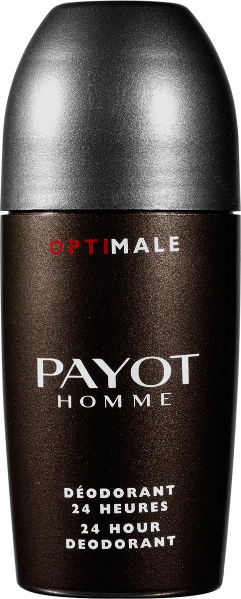 Payot Optimale Дезодорант-ролик, 75 млБ33041_шампунь-барбарис и липа, скраб -черная смородинаОсвежающий антитранспирант предотвращает потоотделение на протяжении всего дня. Шариковая система обеспечивает простое и быстрое использование. Не содержит спирт, дезодорант подходит для всех типов кожи.