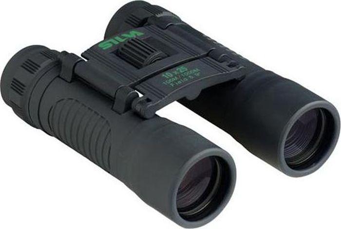 Бинокль Silva Binocular Pocket 8, цвет: черный109978x увеличение.Антибликовое покрытие.Прочное прорезиненное покрытие.В комплект входит: переносимый футляр и ремень. Вес: (8x21)176 г., Размер: (8x21) 90x60x38 мм.