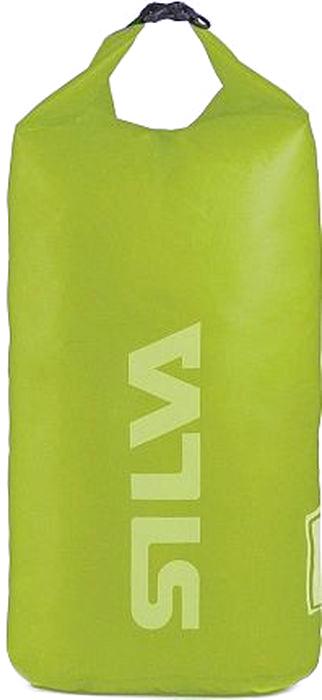 Гермомешок для водного туризма Silva Carry Dry Bag 70D, цвет: салатовый, 24 л9710Гермомешок для водного туризма -материал 70D Nylon, быстро сохнет, не пропускает воду внутрь -компактно складывается-объем 24 л.