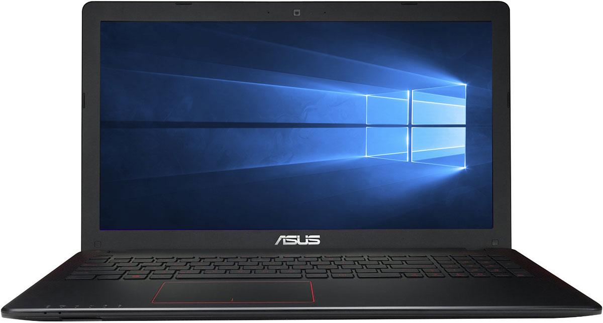 ASUS K550VX, Black Red (K550VX-DM360T)N552VX-FW354TASUS K550VX - высокопроизводительный ноутбук, который выводит качество работы, развлечений и игр на новый уровень.Система ASUS Splendid позволяет мгновенно выбирать оптимальные настройки яркости, контрастности и цветности изображения, переключаясь между предустановленными профилями.Внутри корпуса расположена стереосистема, состоящая из четырех мощных динамиков. Аудиосистема регулируется посредством программы Maxxaudio и утилитой дополнительных настроек звука AudioWizard.Технология ASUS Super Hybrid Engine II дает ноутбуку возможность находиться в режиме сна до 2 недель и автоматически сохранять данные при падении заряда до критического уровня. Его повторная активация отнимает всего две секунды, за счет чего пользователь может мгновенно возвращаться к работе.Ноутбук снабжен большим количеством портов для подключения периферийного оборудования – в том числе монитора высокого разрешения, проектора и высокоскоростных накопителей информации.Поддерживается беспроводной Интернет по технологии WiFi и передача данных между мобильными устройствами по радиоканалу Bluetooth 4.0. Предустановленный привод для лазерных дисков может читать и записывать формат DVD.Точные характеристики зависят от модификации.Ноутбук сертифицирован EAC и имеет русифицированную клавиатуру и Руководство пользователя.