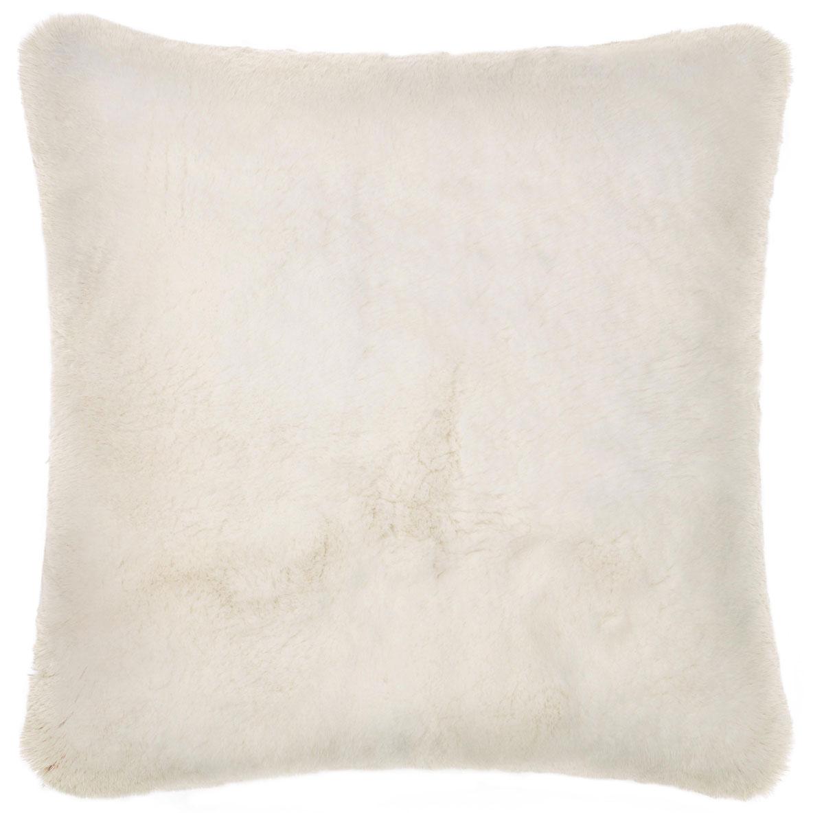 Подушка декоративная Togas Фостер, цвет: белый, 40 х 40 смS03301004Декоративная подушка Фостер. Цвет: белый.Состав: 100% мех рекс, замша. Комплектация: декоративная наволочка - 1, подушка - 1. Размер: 40 x 40 см. Уход: не стирать, не отбеливать, не гладить, сухая чистка, не сушить.