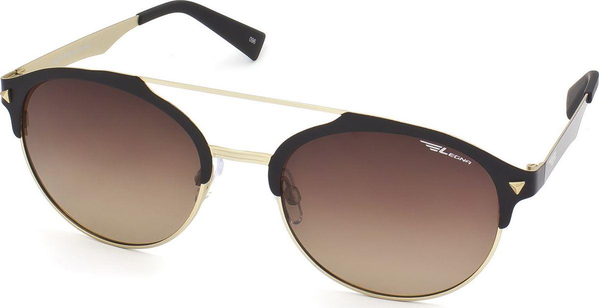 Очки поляризационные Legna, цвет: коричневый, золотой. S4700BINT-06501Солнцезащитные очки LEGNA с поляризационными линзами превосходно предохраняют глаза от любого рода вредных бликов и УФ-лучей, что делает вождение безопасным и комфортным. Также очки LEGNA ничем не уступают самым известным маркам и брендам в эстетической части. Благодаря линзам премиум класса очки LEGNA прекрасно подходят для повседневной носки, занятий спортом, отдыха и конечно для использования за рулем.