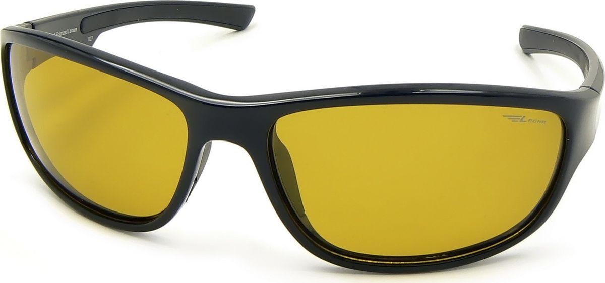 Очки поляризационные Legna, цвет: желтый, черный. S7703CTL-49-SRСолнцезащитные очки LEGNA с поляризационными линзами превосходно предохраняют глаза от любого рода вредных бликов и УФ-лучей, что делает вождение безопасным и комфортным. Также очки LEGNA ничем не уступают самым известным маркам и брендам в эстетической части. Благодаря линзам премиум класса очки LEGNA прекрасно подходят для повседневной носки, занятий спортом, отдыха и конечно для использования за рулем.