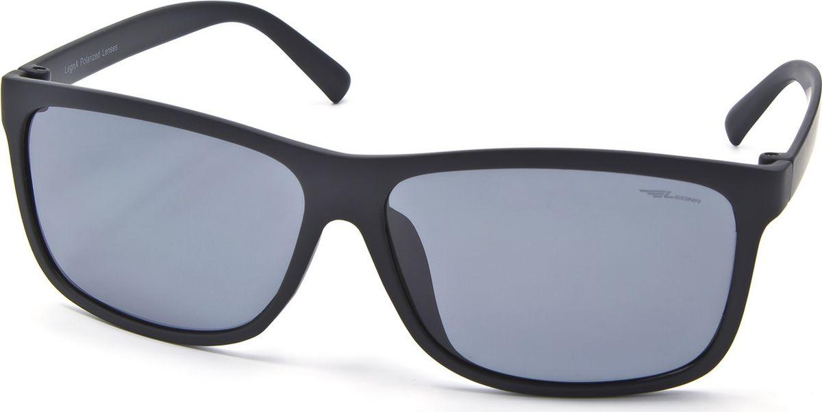 Очки поляризационные мужские Legna, цвет: серый, черный. S8717AD-245/19Солнцезащитные очки LEGNA с поляризационными линзами превосходно предохраняют глаза от любого рода вредных бликов и УФ-лучей, что делает вождение безопасным и комфортным. Также очки LEGNA ничем не уступают самым известным маркам и брендам в эстетической части. Благодаря линзам премиум класса очки LEGNA прекрасно подходят для повседневной носки, занятий спортом, отдыха и конечно для использования за рулем.