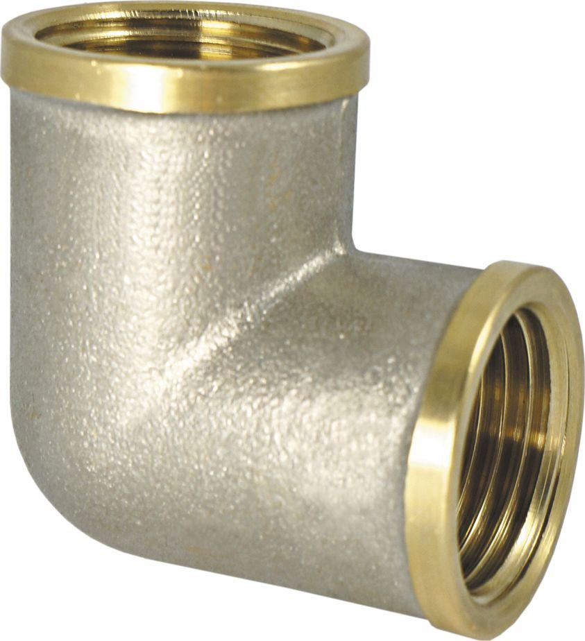 Smart Угольник 1/2 в/в NS68/5/3Угольник 1/2 SMART предназначен для соединения труб под углом. Резьба – внутренняя/внутренняя, цилиндрическая трубная , совместимая также с наружной конической резьбой. Нормативный срок службы: 30 лет Максимальная рабочая температура: +200°С Максимальное рабочее давление: 40 бар.