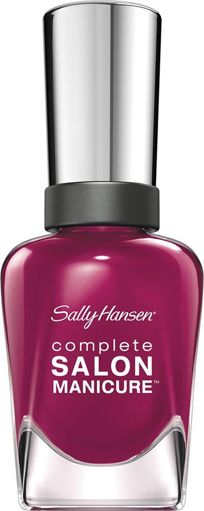 Sally Hansen Salon Manicure Keratin Лак для ногтей ,тон scarlet fever #639 14,7 млCRS-80273547Комплекс Complete Salon Manicure сочетает семь эффектов в одном флаконе, плюс кисточку для безукоризненного покрытия, легкого нанесения и салонных результатов. Эта формула всё-в-одном обеспечивает до 10 дней устойчивого к сколам покрытия и включает основу, средство для роста, вдохновленный подиумом цвет, топ, финишное покрытие с гелевым сиянием, устойчивость к сколам и укрепляющее средство с кератиновым комплексом, делающим ногти до 64% сильнее. Это всё, что вам нужно, чтобы достичь профессиональных результатов при окрашивании ногтей на дому!