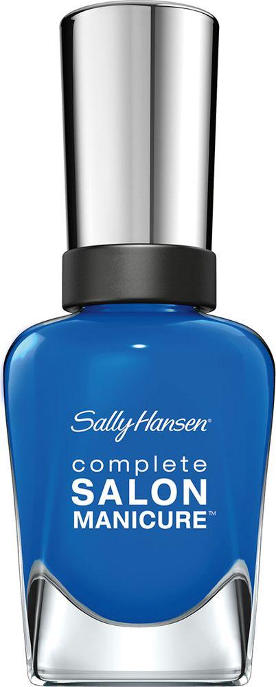 Sally Hansen Salon Manicure Keratin Лак для ногтей тон nsuede shoes 684 14,7 мл002722Комплекс Complete Salon Manicure сочетает семь эффектов в одном флаконе, плюс кисточку для безукоризненного покрытия, легкого нанесения и салонных результатов. Эта формула всё-в-одном обеспечивает до 10 дней устойчивого к сколам покрытия и включает основу, средство для роста, вдохновленный подиумом цвет, топ, финишное покрытие с гелевым сиянием, устойчивость к сколам и укрепляющее средство с кератиновым комплексом, делающим ногти до 64% сильнее. Это всё, что вам нужно, чтобы достичь профессиональных результатов при окрашивании ногтей на дому!