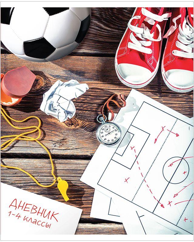Спейс Дневник школьный Спорт для 1-4 классов652-SBДневник школьный на скобе. Обложка из плотного целлюлозного картона с отделкой разными видами лаков, что придает приятный тактильный и визуальный эффекты. Бумага блока - 60гр/м2.