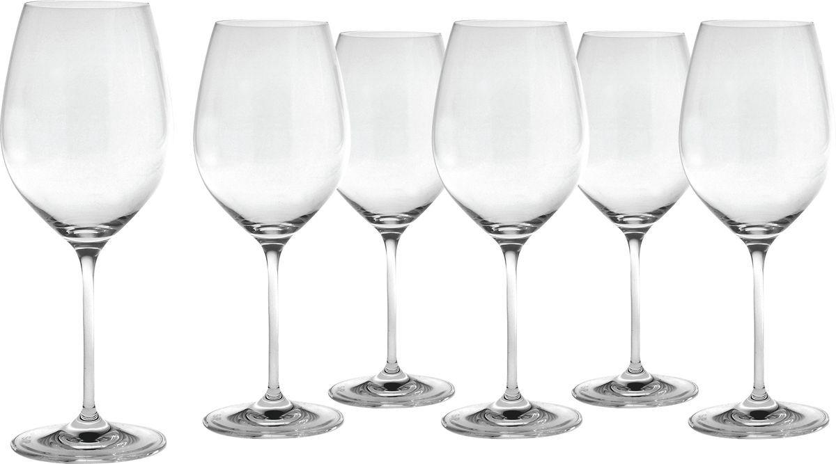 Набор бокалов Salt&Pepper Cuvee, для белого вина, 470 мл, 6 штVT-1520(SR)Невероятная коллекция Cuvee, выполненная из стекла, является продуктом высокого качества. При производстве используются самые современные технологии. Утонченная форма позволит Вам еще больше наслаждаться любимыми напитками.