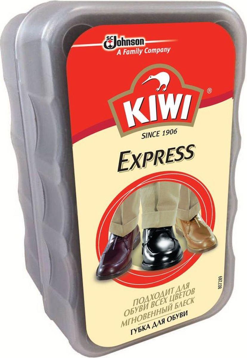 Губка для обуви Kiwi. Экспресс, без дозатора, бесцветнаяSS 4041Уникальная система контролируемой дозировки выделяет одинаковое количество полирующего состава.Эргономичная форма губки.Губка прочно приклеена к корпусу,не открывается даже при длительном использовании.