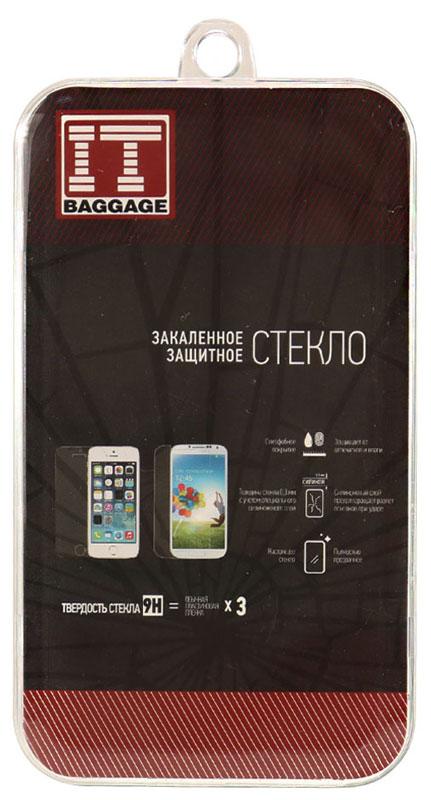 IT Baggage ITMZU10G защитное стекло для Meizu U10TEMPGCAPGALA717KЗакаленное стекло IT Baggage для Meizu U10 - это самый верный способ защитить экран от повреждений и загрязнений. Обладает высочайшим уровнем прозрачности и совершенно не влияет на отклик экранного сенсора и качество изображения. Препятствует появлению отпечатков и пятен. Удалить следы жира и косметики с поверхности аксессуара не составить ни какого труда.Характеристики защитного стекла делают его износостойким к таким механическим повреждениям, как царапины, сколы, потертости. При сильном ударе разбившееся стекло не разлетается на осколки, предохраняя вас отпорезов, а экран устройства от повреждений.После снятия защитного стекла с поверхности дисплея, на нем не остаются повреждения, такие как потертости и царапины.