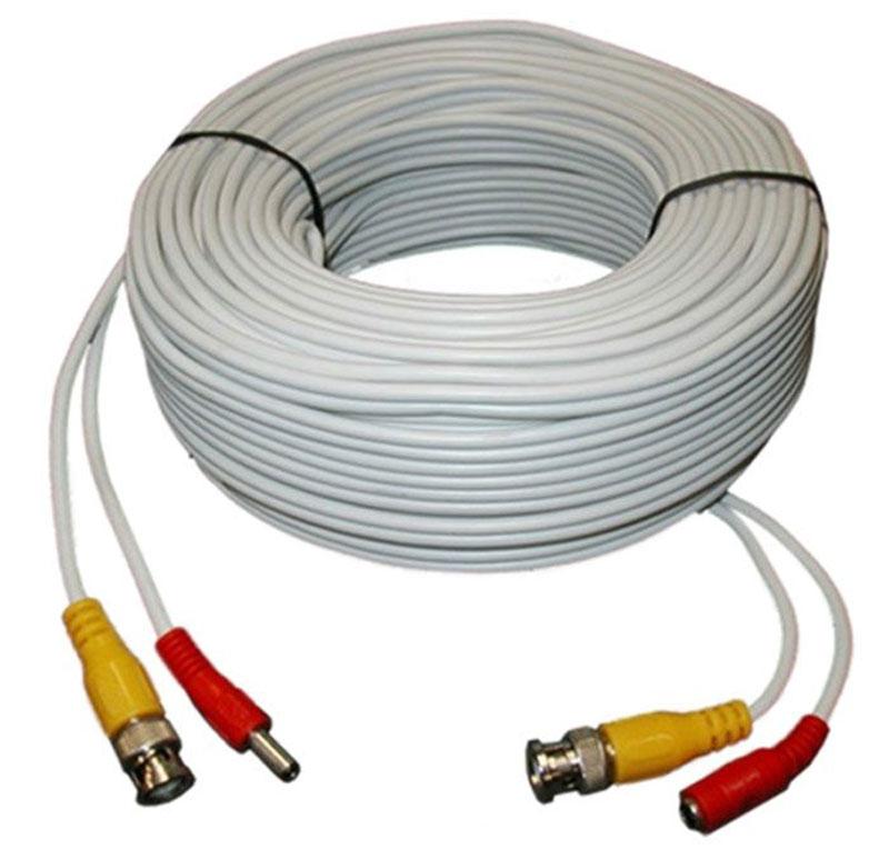 IVUE CPV40-AHD, White кабель для системы видеонаблюдения, 40 м00-00001358IVUE CPV40-AHD - это надежный коаксиальный кабель для систем видеонаблюдения, по которому производится питание, а также передача видео-сигнала для камер AHD.