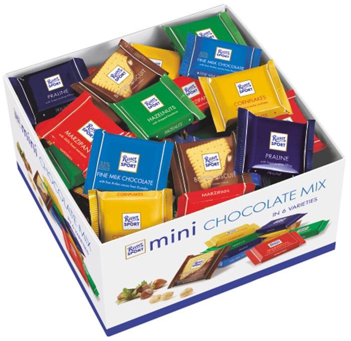 Все разнообразие вкусов в одной коробке.