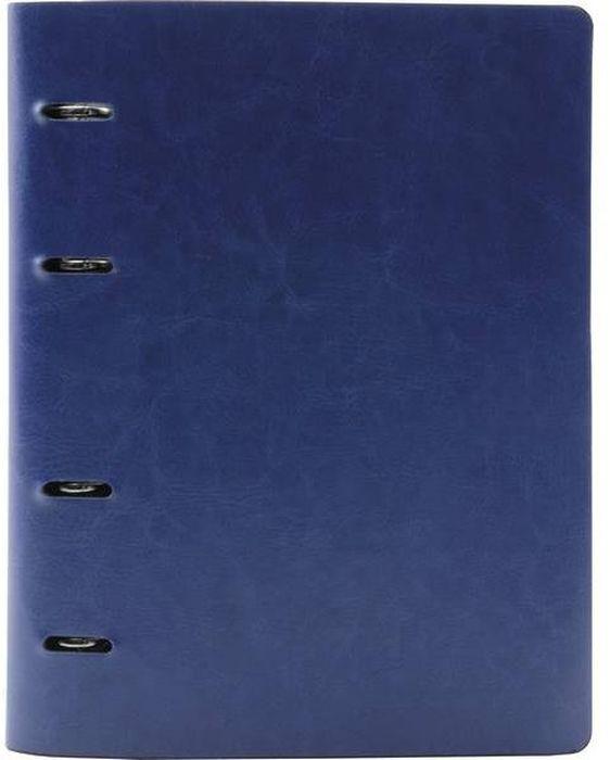 Index Тетрадь 160 листов в клетку цвет синий формат A4SMA510-V8-ETТетрадь со сменным внутренним блоком. Обложка - искусственная кожа. Внутренний блок - офсет плотностью 70 г/м2. Запасной блок - 80 листов. Клетка. 160 листов. Формат А4. Цвет - синий.
