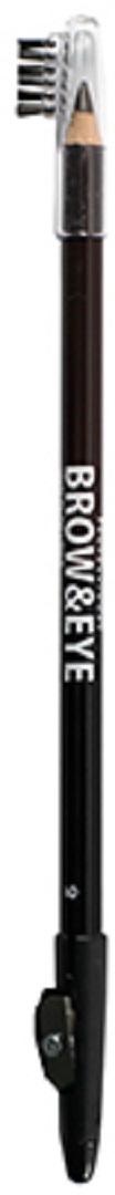 Lamel Professional Карандаш для глаз и бровей Brow&Eye с точилкой 02, 1,7 г0003934Удобство и экономия, 2в1. Универсальный продукт для тех кто ценит удобство и красоту. В дополнение идет удобная точилка.
