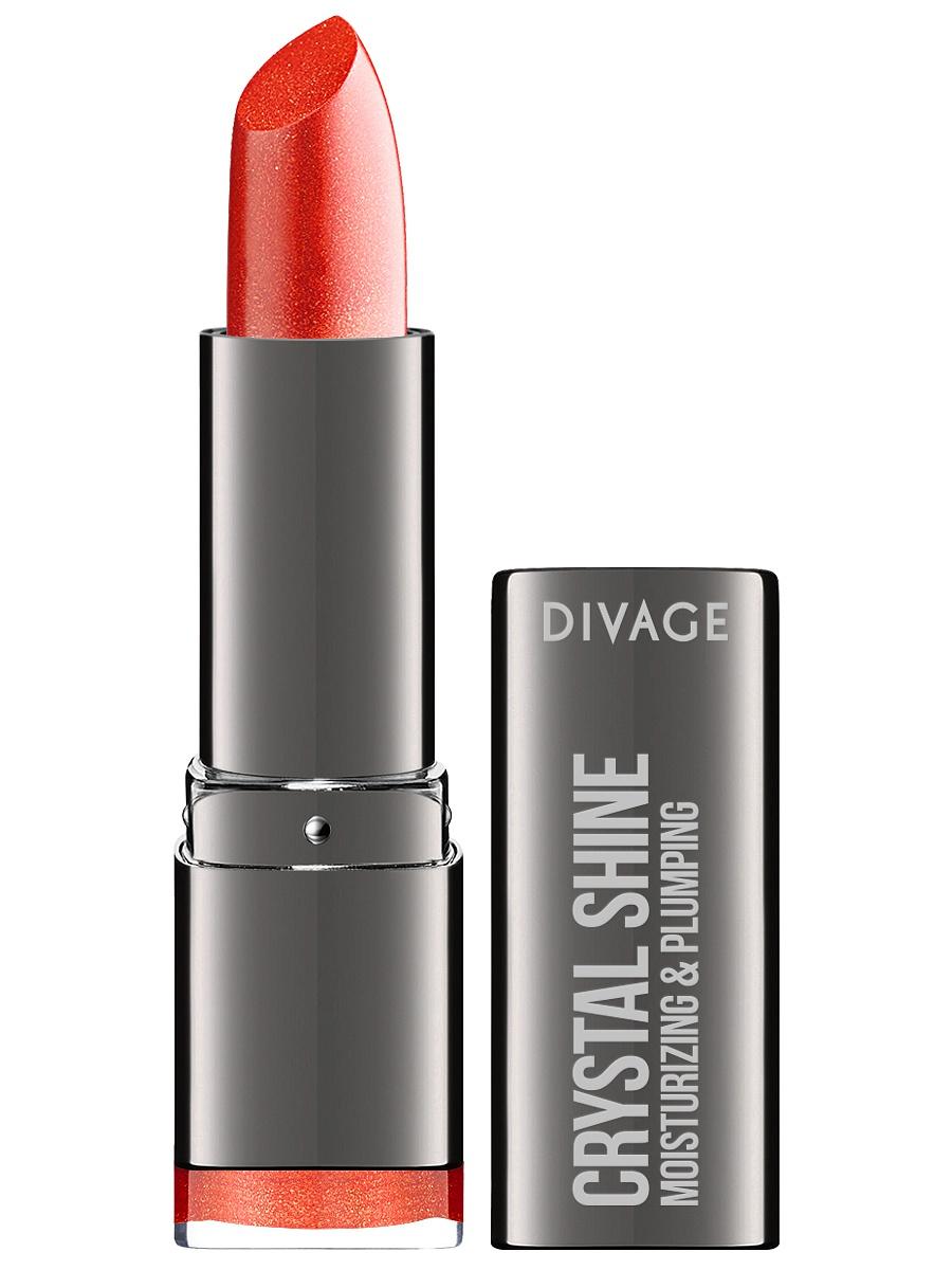 Divage Губная Помада Crystal Shine, № 281301207DIVAGE приготовил для тебя отличный подарок - лак для губ с инновационной формулой, которая придает глубокий и насыщенный цвет. Роскошное глянцевое сияние на твоих губах сделает макияж особенным и неповторимым. 8 самых актуальных оттенков, чтобы ты могла выглядеть ярко и привлекательно в любой ситуации. Особая форма аппликатора позволяет идеально прокрашивать губы и делает нанесение более комфортным. Лак не только смотрится ярко, но и увлажняет и защищает твои губы. Будь самой неповторимой этой весной и восхищай всех роскошным блеском и невероятно насыщенным цветом с лаком для губ от DIVAGE!