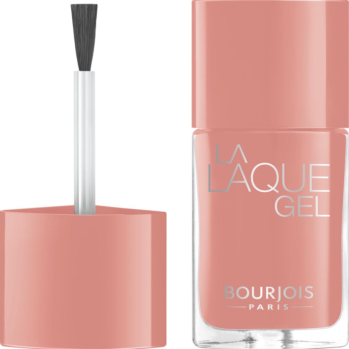 Bourjois Гель-лак Для Ногтей La Laque Gel, Тон 26002722Маникюр в 2 шага. Без УФ-лампы. Легко удалить жидкостью для снятия лака. Стойкость до 15 дней. Интенсивность цвета и сияние.