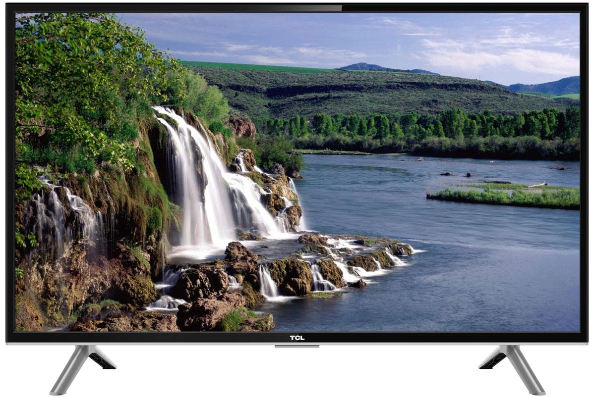 TCL LED28D2900, Black телевизорUE49MU6400UXRUТелевизор TCL LED28D2900 успешно совмещает в себе все функции, присущие полноценному развлекательномумедиацентру. Сочетание превосходного изображения и современных технологий предоставит вам возможностьнасладиться невероятно четким и ярким изображением. Источником сигнала для качественной реалистичной картинки служат не только цифровые эфирные и кабельныеканалы, но и любые записи с внешних носителей, благодаря универсальному встроенному USB медиаплееру.Телевизор поддерживает все популярные форматы.Устройство имеет ряд умных функций. Например, таких как телетекст, таймер сна, родительский контроль.Звук Dolby Digital сделает обладателя ТВ участником событий вместе с киногероями. Стереофонический,мощный, обогащенный басами звук никого не оставит равнодушным.Стильный корпус легко впишется в любой интерьер, а специальная возможность крепления телевизора настену позволит разместить устройство с максимальным удобством.