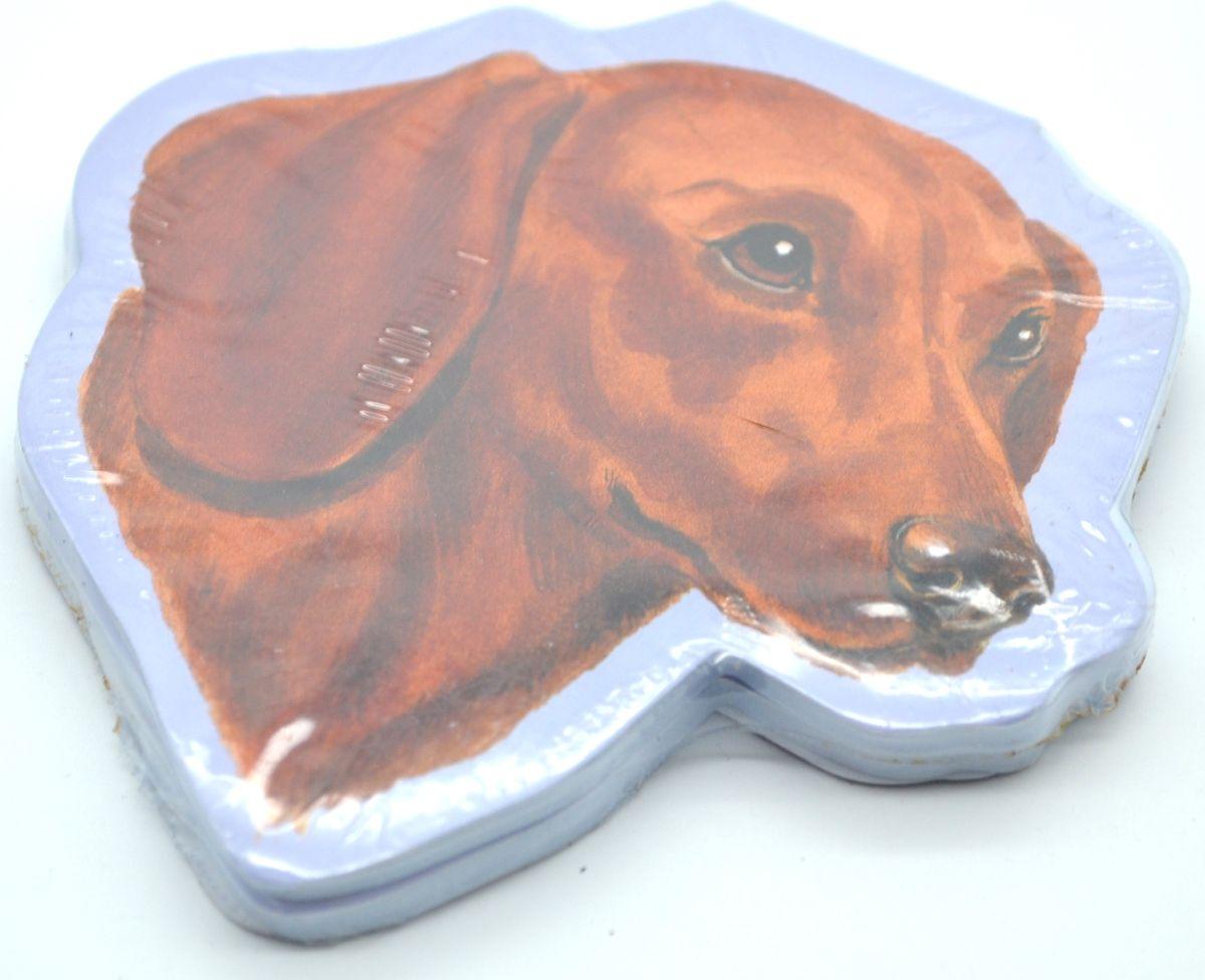 Zhelang Блокнот Собаки 4 50 листов в линейку 2 шт72523WDБлокнот с изображением собак (50 белых листов). В набор входят 2 блокнота в индивидуальной упаковке с навесом, т.е. изделие можно удобно разместить на стойке. Цена указана за 2 блокнота