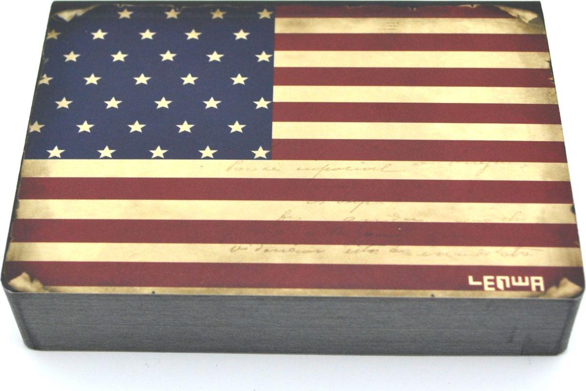 Zhelang Блокнот Страны США 200 листов8361СБлокнот с 200 листами с принтом.