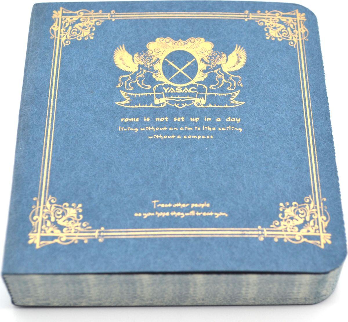 Zhelang Блокнот 80 листов в линейку цвет синий8360СБлокнот с золотым принтом на обложке. Внутри 80 линованных листов с окантовкой.