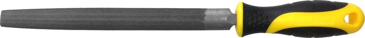 Напильник Berger, полукруглый, с рукояткой, 200 мм. BG11535104Напильник полукруглый с рукояткой 200 мм BERGER BG1153
