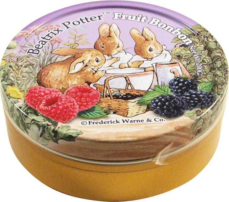 Beatrix Potter Лесные ягоды леденцы, 200 г0120710Леденцы со вкусом малины, ежевики и черники.