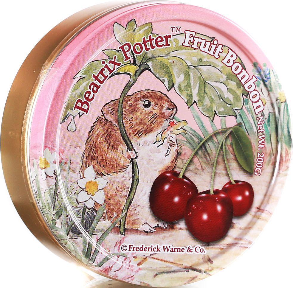 Beatrix Potter Вишня леденцы, 200 г0120710Леденцы со вкусом вишни.