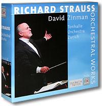 Richard Strauss. Orchestral Works. David Zinman (7 CD)