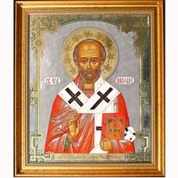 Святой Николай Чудотворец 30x40 I0004-31211