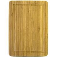 Доска разделочная из бамбука, 30 х 20 х 1,5 смCM000001326Прямоугольная по форме разделочная доска от Grinberg Stahlwaren, обладает рядом преимуществ, которые можно оценить уже при первом использовании. Изготовленная из бамбука, доска отличается долговечностью, большой прочностью и высокой плотностью, легко моется, не впитывает запахи и обладает водоотталкивающими свойствами, при длительном использовании не деформируется. Разделочная доска из бамбука выполнена на высоком уровне и удовлетворит все запросы самой требовательной хозяйки! Характеристики: Страна: Германия. Материал:бамбук. Размер: 30 см х 20 см х 1,5 см. Артикул:28AR-2008.