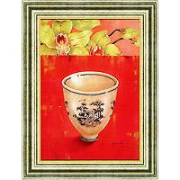 Pomegranate Orchid (Kathryn White), 17 x 22 см17x22 D2998-414095Художественная репродукция картины Kathryn White Pomegranate Orchid. Размер постера: 17 см x 22 см. Артикул: 17x22 D2998-414095.