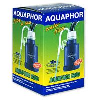 Водоочиститель Аквафор В300445-90Водоочиститель Аквафор B300 предназначен для доочистки водопроводной воды в бытовых условиях. Водоочиститель Аквафор B300 - самая маленькая по размеру и самая доступная по цене модель Аквафора. Эта небольшая насадка на кран подключается к крану только на время фильтрации. Фильтр компактен и прост в использовании. Несмотря на свои миниатюрные размеры, водоочиститель Аквафор B300 очищает воду от хлора, органических соединений, тяжелых металлов, нефтепродуктов и других примесей так же качественно, как и более крупные модели. Компания Аквафор создавалась как высокотехнологическая производственная фирма, охватывающая все стадии создания продукции от научных и конструкторских разработок до изготовления конечной продукции. Основное правило Аквафора - стабильно высокое качество продукции и высокие технологии, поэтому техническое обновление производства происходит каждые 3-4 года, для чего покупаются новые модели машин и аппаратов. Собственное производство...