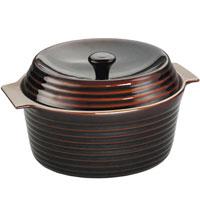 Кастрюля Duns с крышкой керамическая, 3 лUCW-4302/31Кастрюля Duns с крышкой выполнена из керамики, станет незаменимым помощником у вас на кухне. Основные преимущества керамической кастрюли Duns с крышкой: Подходит для использования в микроволновой, конвекционной печи и духовке; Подходит для хранения продуктов в холодильнике и морозильной камере; Устойчива к температурам от -30°С до +220°С; Можно мыть в посудомоечной машине; Идеально подходит для сервировки стола. Характеристики: Материал: керамика. Диаметр кастрюли (без ручек): 25 см. Высота стенок: 10 см. Объем: 3 л. Производитель: Австрия. Артикул: UCW-4302/31. Керамическая посуда пользуется огромной популярностью во всем мире, и не случайно. Всем известны достоинства этой необыкновенно красивой и практичной посуды. Ведь только керамическая посуда способна обеспечить равномерный нагрев и долгое сохранение температуры. Именно эти качества позволяют придать особый аромат продуктам, сохранить витамины...