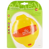 Тарелочка-контейнер с ложечкой Мир детства, от 4 месяцев, цвет: желтый, красный140IM/10Тарелочки Мир детства изготавливаются из термостойкого небьющегося пластика. Дно со специальным покрытием предотвращает скольжение тарелочки по столу и придает ей дополнительную устойчивость. Тарелочка подходит для горячей и холодной пищи, снабжена уникальной герметичной крышкой, которая сохраняет вкус и свежесть продуктов и имеет встроенный контейнер с ложечкой.