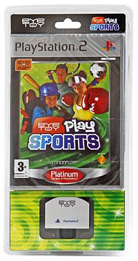 EyeToy: Play Sports. Platinum (+ камера)