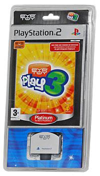 EyeToy: Play 3. Platinum (+ камера)