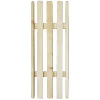 Решетка на ванну деревянная, 26х7068/5/3Деревянная решетка позволит принять ванну в более комфортных условиях. Решетка универсальна: можно положить ее на края или на дно ванны. Выполненная из натуральных деревянных брусков, решетка будет также оказывать полезный массажный эффект. Характеристики:Размер: 70 см х 26 см х 4 см. Материал: дерево. Производитель: Россия. Артикул: Б146.