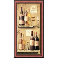 Старые вина (Fabrice de Villeneuve), 13 х 25 см13x25 D1082-41418Художественная репродукция картины Fabrice de Villeneuve Grand Vin I. Размер постера: 13 см х 25 см Артикул: 13x25 D1082-41418.