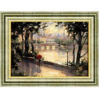 Вечерний Париж (Marilyn Simandle) 17х2217x22 D1789-414095Художественная репродукция картины Marilyn Simandle «Paris Evening». Размер постера: 17 см х 22 см. Артикул: 17x22 D1789-414095.