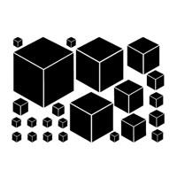 Стикер Paristic Кубики, 30 х 45 смSHA0808Добавьте оригинальность вашему интерьеру с помощью необычного стикера Кубики. Изображение на стикере выполнено в виде нескольких кубиков различного размера. Изображения можно разделить и разместить в любых местах в выбранном вами помещении, создав тем самым необычную композицию. Необыкновенный всплеск эмоций в дизайнерском решении создаст утонченную и изысканную атмосферу не только спальни, гостиной или детской комнаты, но и даже офиса. Стикер выполнен из матового винила - тонкого эластичного материала, который хорошо прилегает к любым гладким и чистым поверхностям, легко моется и держится до семи лет, не оставляя следов. Сегодня виниловые наклейки пользуются большой популярностью среди декораторов по всему миру, а на российском рынке товаров для декорирования интерьеров - являются новинкой. Paristic - это стикеры высокого качества. Художественно выполненные стикеры, создающие эффект обмана зрения, дают необычную возможность использовать в своем...