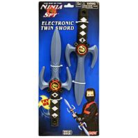 "Happy Kid Набор клинков ""Electronic Twin Sword"" 3915T"