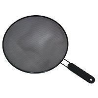 Брызгогаситель Metaltex, диаметр 29 см. 20.25.2920.25.29Охранное сито Metaltex изготовлено из стали. Сито предназначено для охраны плиты и окружающей обстановки от загрязнения при сильной жарке - положите сито на сковороду и используйте как крышку. Также можно использовать как сито для процеживания, либо как подставку под горячее. Характеристики: Диаметр: 29 см. Длина ручки: 16 см. Материал: сталь. Изготовитель: Италия. Артикул: 20.25.29.