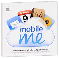 MobileMe Single User Apple